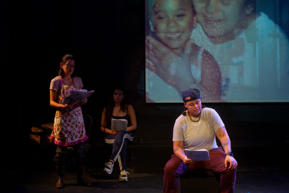 Fellowship Performance, Trés Marias, love poem to Puerto Rico, weaving together stories of loss and resilience